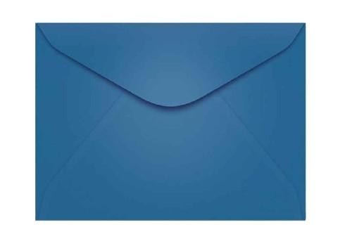 envelope azul