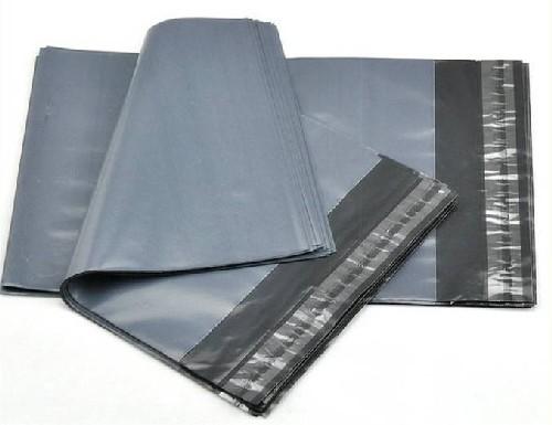 envelope coextrusado preto