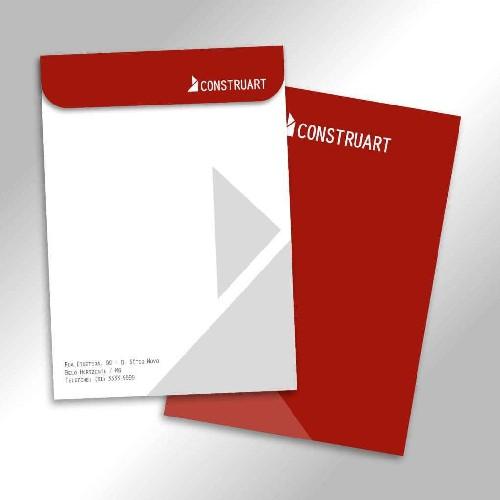 envelope empresarial