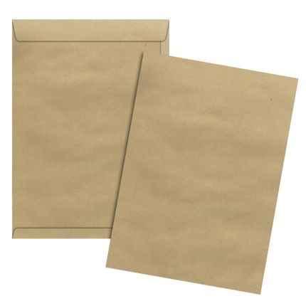 envelope pardo a4